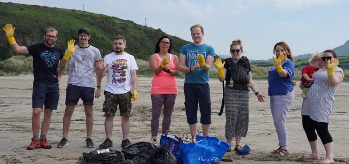 Babipur Beach Clean