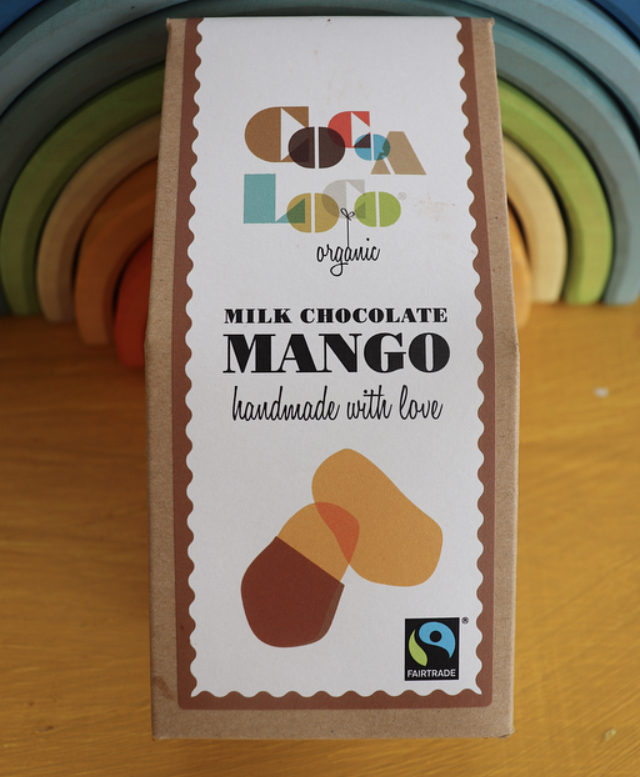 Cocoa Loco Milk Chocolate Mango