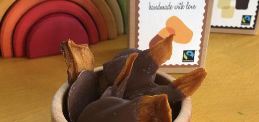 Cocoa Loco Milk Chocolate Mango