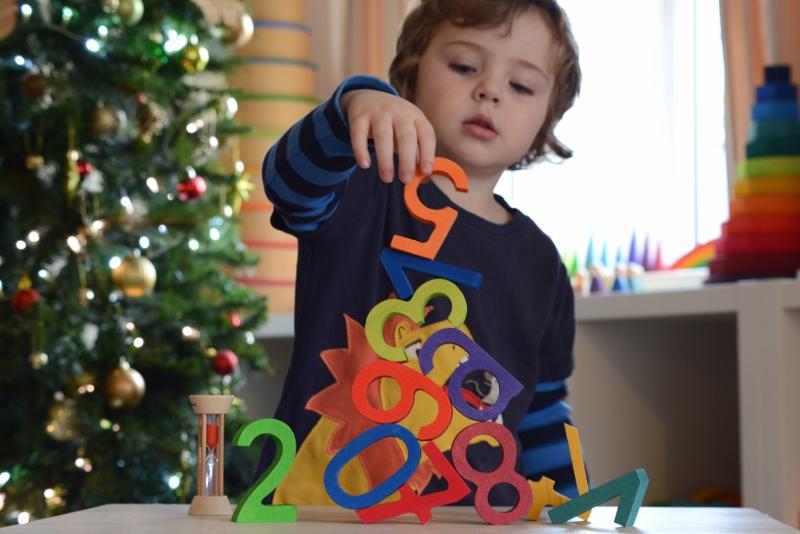 Joey has exceptional numeracy skills - Autism Awareness Week