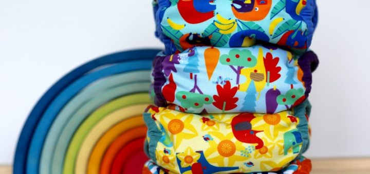 Starting with cloth nappies