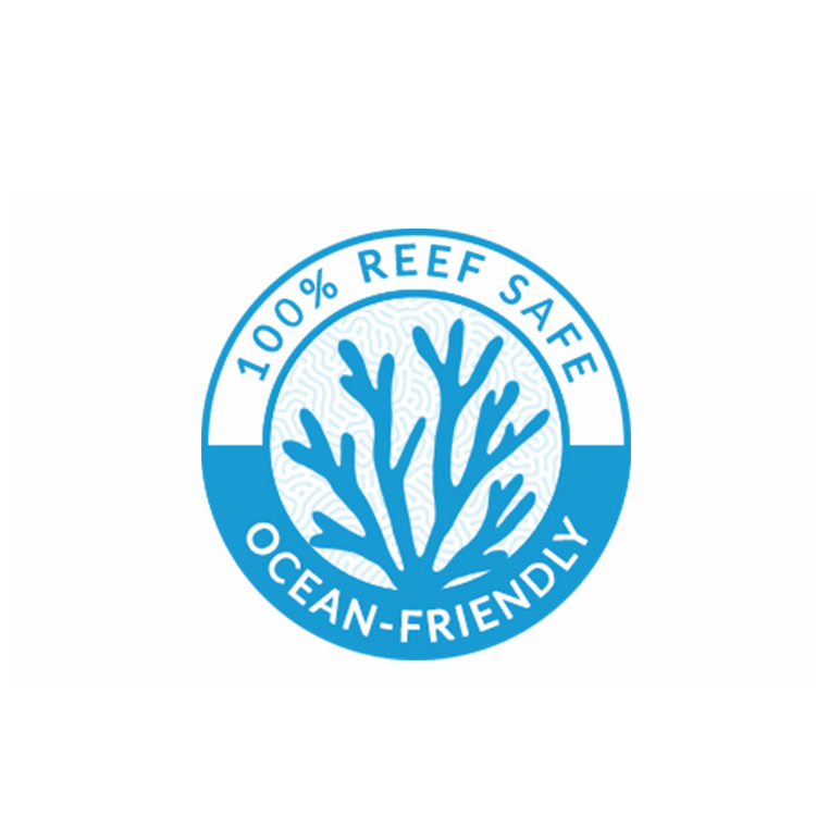Green People sun lotion is 100% Reef safe