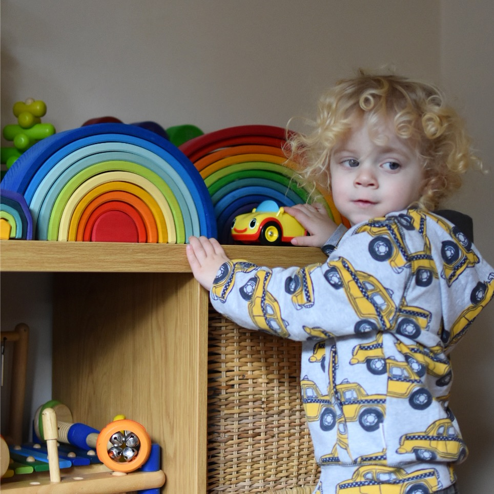 Grimms rainbows are a great place to start with open ended toys