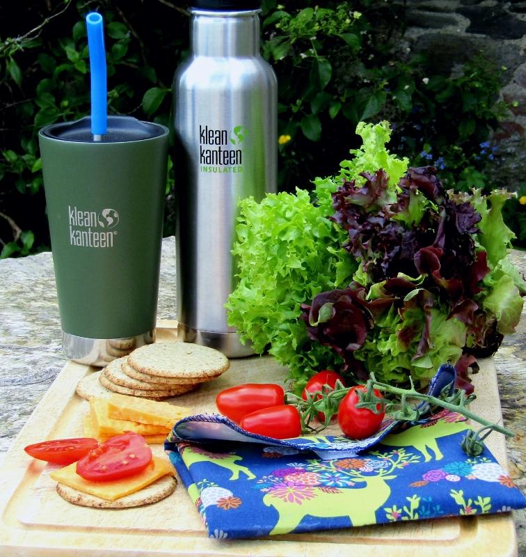 Plastic free picnic