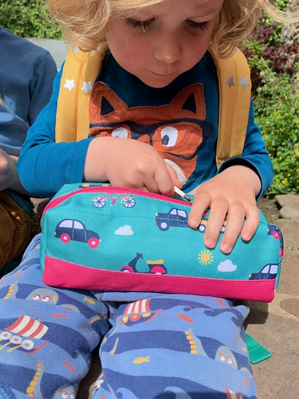 Back to school with Frugi Explorer range