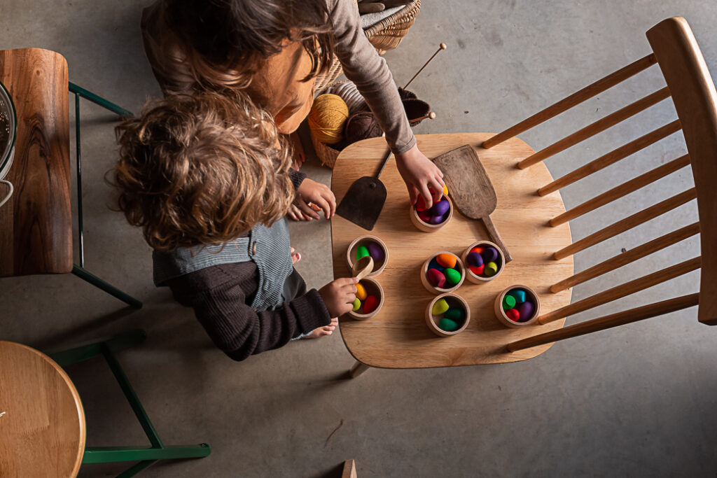 Grapat Loose Parts - perfect for open-ended play