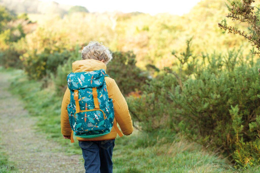 Frugi Trail Blazing Backpack