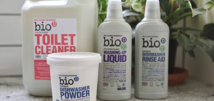 Bio-D Natural Cleaning Products