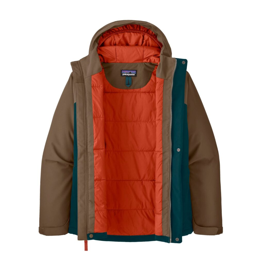 Patagonia Everyday Ready Jacket - a technical kids winter coat