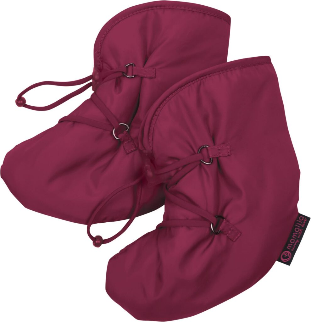 Mamalila Quilted Berlin Babywearing Booties