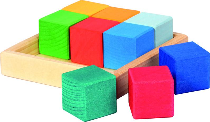 Glückskäfer Cubes Quadrat Kit
