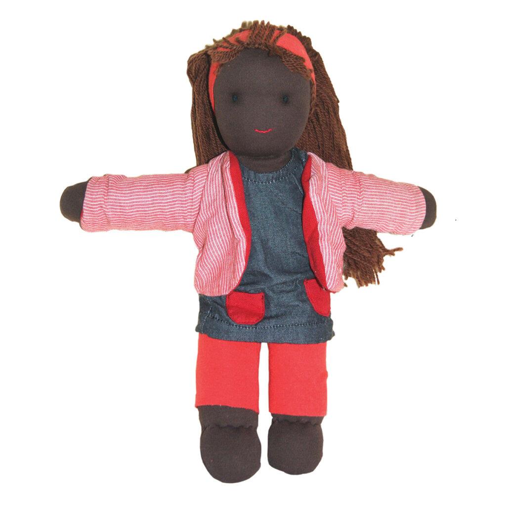 Hoppa organic doll Rosie
