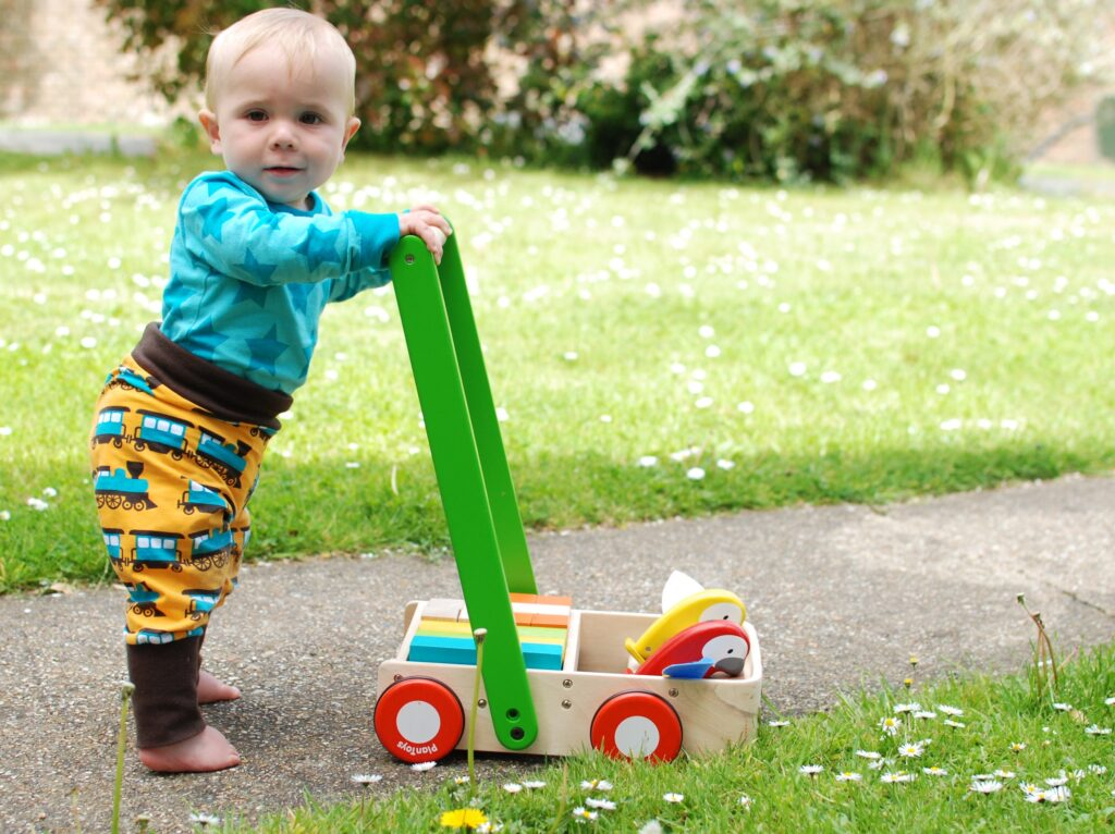Plan Toys Bird Walker is a must have baby toy for Christmas!